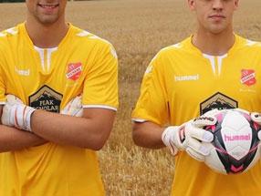 Florian Höfel und Julian Barkmann
