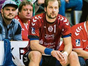 Vertauschte Rollen: Am Wochenende wird Martin Waschul pausieren. Jan Schult (l.) will trotz Bandanriss spielen.